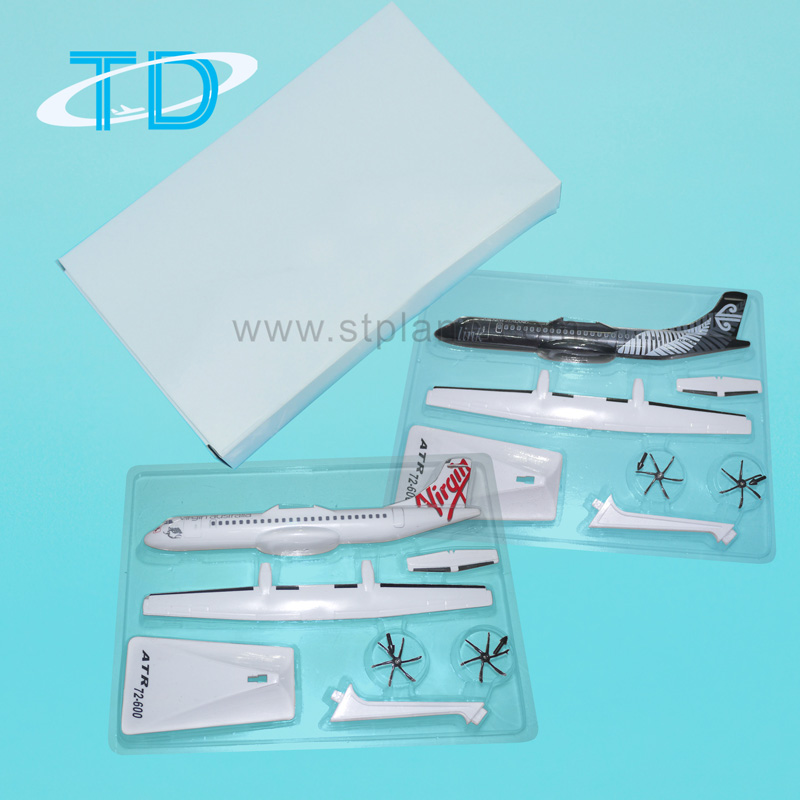 White box with pvc inner